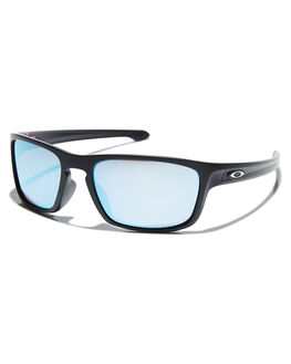 MATTE BLACK PRIZM MENS ACCESSORIES OAKLEY SUNGLASSES - OO9408-0756MBLKD