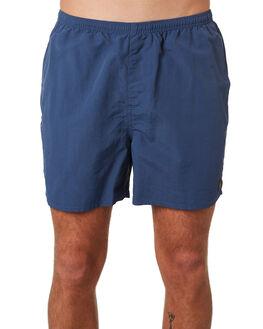 NAVY MENS CLOTHING DEPACTUS BOARDSHORTS - D5201234NAVY