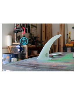 CLEAR BOARDSPORTS SURF CAPTAIN FIN CO. FINS - CFF0111504CLR
