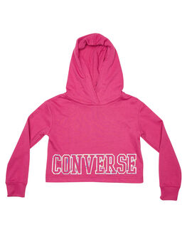 ACTIVE FUCHSIA KIDS GIRLS CONVERSE JUMPERS + JACKETS - R369046P51