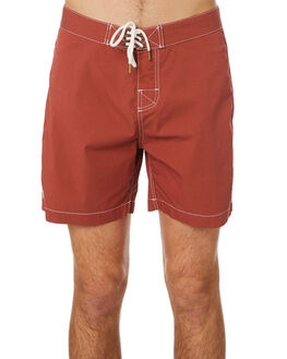 CARNELIAN MENS CLOTHING MCTAVISH BOARDSHORTS - MSP-19BS-02CARN