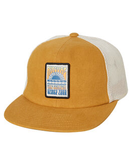 MUSTARD MENS ACCESSORIES RIP CURL HEADWEAR - CCANH7V1041