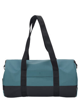 TEAL MENS ACCESSORIES RAINS BAGS - RNS1289TEAL