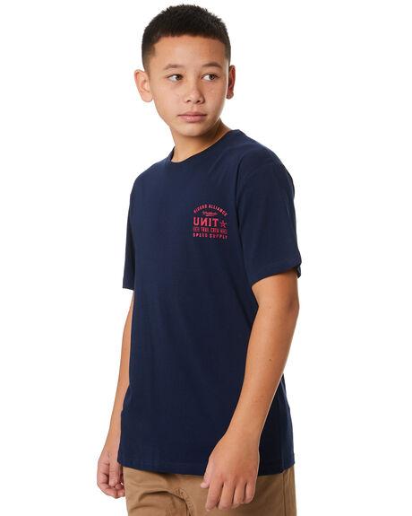 NAVY KIDS BOYS UNIT TOPS - 203310003NVY
