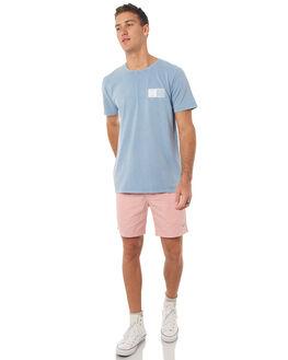 BLUE MENS CLOTHING ST GOLIATH TEES - 4308026BLU
