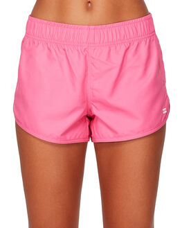 PINK CRUSH WOMENS CLOTHING BILLABONG SHORTS - BB-6591361-PKC
