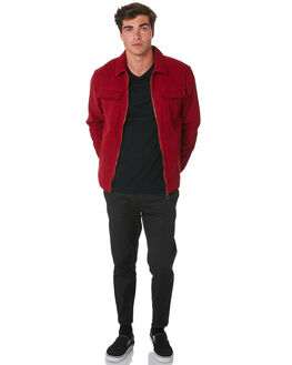 BERRY MENS CLOTHING NO NEWS JACKETS - N5183381BERRY