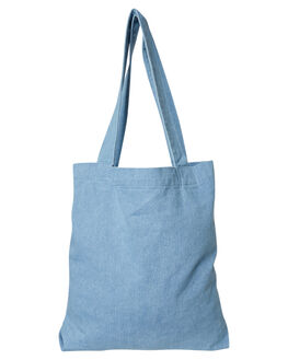 DENIM WOMENS ACCESSORIES AS COLOUR BAGS + BACKPACKS - PROMO-1012DNM