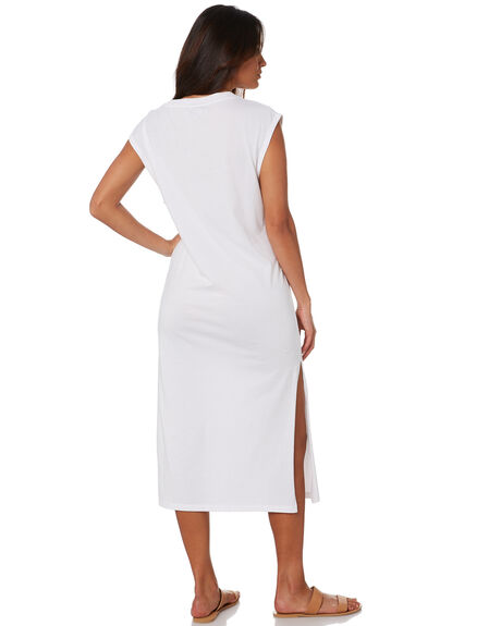 WHITE WOMENS CLOTHING SWELL DRESSES - S8212443WHITE