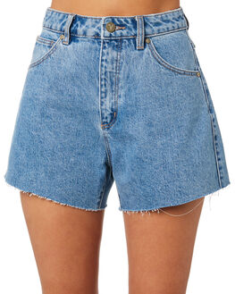 ALICIA WOMENS CLOTHING A.BRAND SHORTS - 716214283