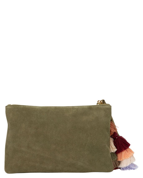 SAGE WOMENS ACCESSORIES THE WOLF GANG PURSES + WALLETS - TWGSS19A06SGE