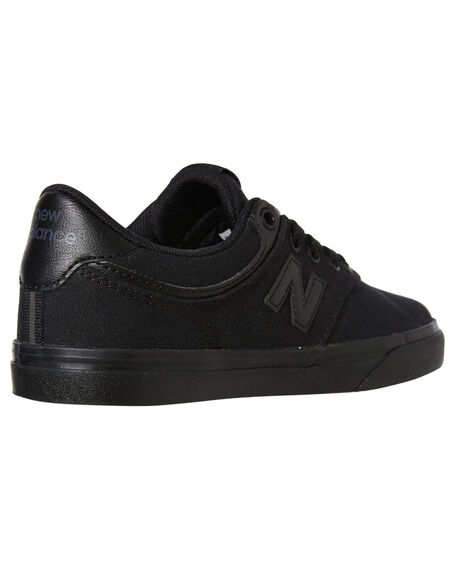 BLACK KIDS BOYS NEW BALANCE SNEAKERS - YS255BBBBLK-2