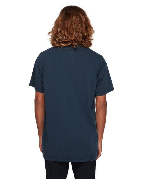 NAVY MENS CLOTHING BILLABONG TEES - BB-9572051-NVY