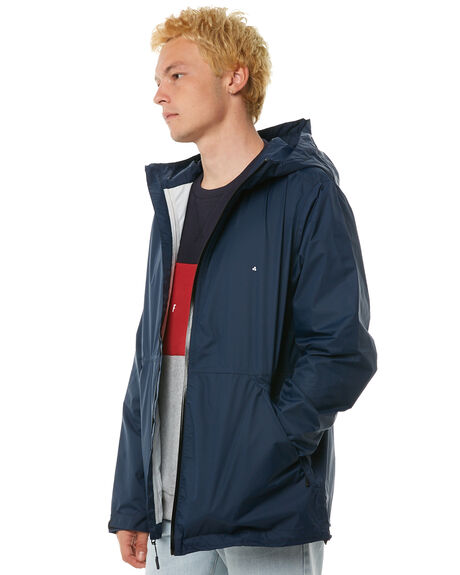 NAVY OUTLET MENS HUFFER JACKETS - MJA81S321NVY