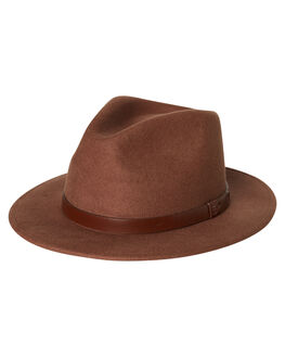 BISON MENS ACCESSORIES BRIXTON HEADWEAR - 00136BISON