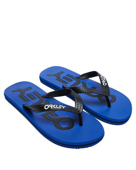 OZONE MENS FOOTWEAR OAKLEY THONGS - FOF10025562T