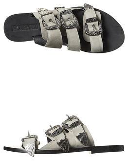 DUST SUEDE WOMENS FOOTWEAR SOL SANA FASHION SANDALS - SS161S432DUS
