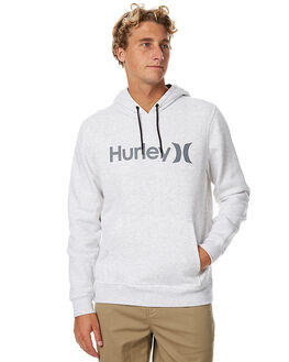 BIRCH HEATHER MENS CLOTHING HURLEY JUMPERS - MFT000649006ACG