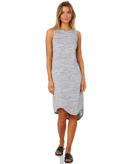 GREY MARLE WOMENS CLOTHING SILENT THEORY DRESSES - 6090003GRM