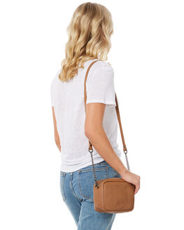 TAN WOMENS ACCESSORIES STATUS ANXIETY BAGS + BACKPACKS - SA7592TAN
