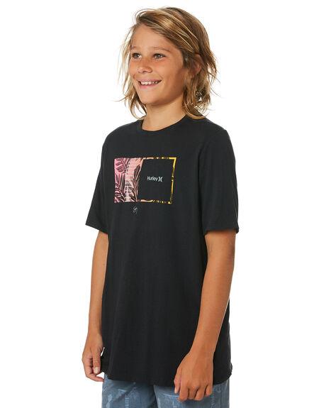 BLACK KIDS BOYS HURLEY TOPS - CD0675010