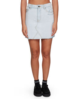 BLEACHOUT WOMENS CLOTHING RVCA SKIRTS - RV-R292837-1BO