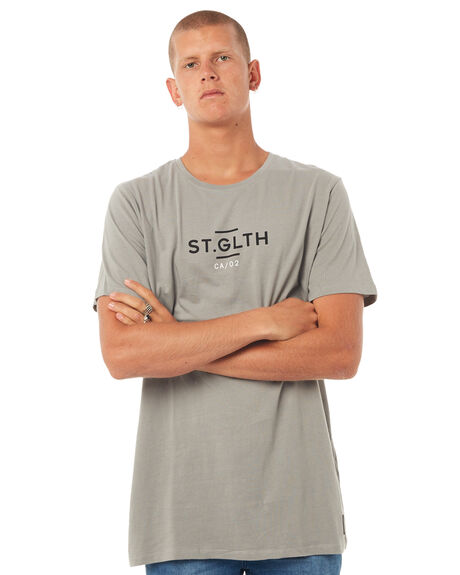 GREEN MENS CLOTHING ST GOLIATH TEES - 4308022GRN