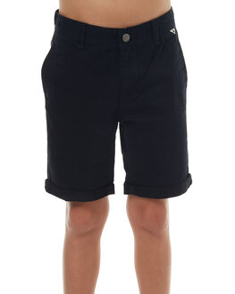 BLACK NIGHT KIDS BOYS RIDERS BY LEE SHORTS - R-530033-A41BLK