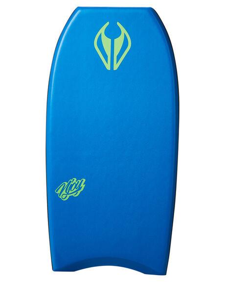 ROYAL BLUE GREEN BOARDSPORTS SURF NMD BODYBOARDS BODYBOARDS - NMDNJOYRBLUG