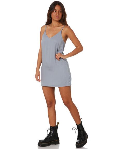 BLUE FOG WOMENS CLOTHING RUSTY DRESSES - DRL1053BFG