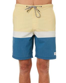 BEIGE MENS CLOTHING KATIN BOARDSHORTS - TRSTA01BEIG