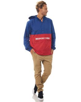 TANGO RED MENS CLOTHING DC SHOES JACKETS - EDYJK03162RRH0
