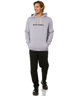 OLD MAUVE MENS CLOTHING BANKS JUMPERS - WFL0228ODM