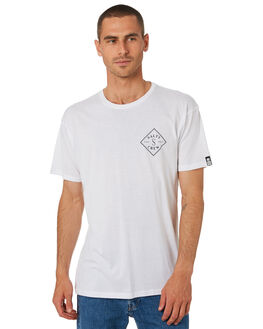 WHITE MENS CLOTHING SALTY CREW TEES - 316104WHT