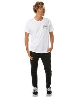 WHITE MENS CLOTHING SEA SHEPHERD TEES - SSA806BWHT