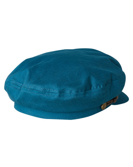 ORION BLUE BROWN OUTLET WOMENS BRIXTON HEADWEAR - 00712ORBLB