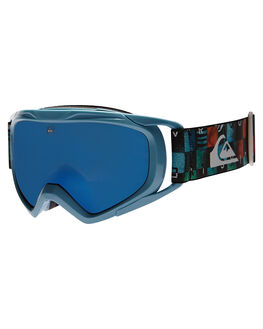 CHAKALAPAKI ORIGIN SNOW ACCESSORIES QUIKSILVER GOGGLES - EQBTG03002BYB8