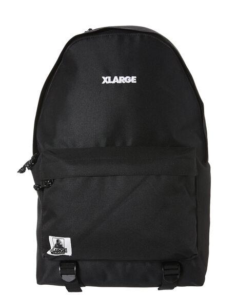 BLACK MENS ACCESSORIES XLARGE BAGS + BACKPACKS - XL702009BLK