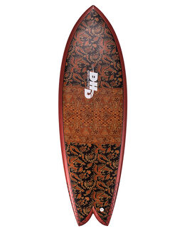 MULTI SURF SURFBOARDS DHD FISH - DHMINITWINMULTI