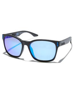 MATTE H20 BLUE ION MENS ACCESSORIES DRAGON SUNGLASSES - 30102-044MH20B