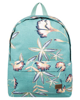 TRELLIS BIRD FLOWER WOMENS ACCESSORIES ROXY BAGS + BACKPACKS - ERJBP03742BKW6