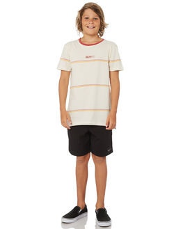 BLACK KIDS BOYS ST GOLIATH BOARDSHORTS - 2420030BLK