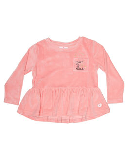 PINK KIDS TODDLER GIRLS EVES SISTER TEES - 8010030PNK