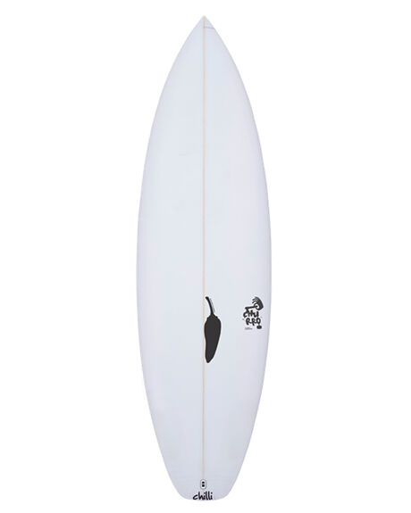 CLEAR SURF SURFBOARDS CHILLI PERFORMANCE - CHIILLICHCLEAR