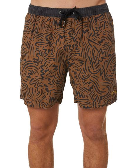 EARTH MENS CLOTHING STAY BOARDSHORTS - SBO-20404ERT