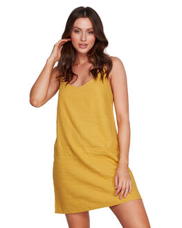 TUMERIC WOMENS CLOTHING BILLABONG DRESSES - BB-6572476-UME