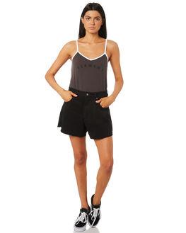 ASPHALT WOMENS CLOTHING ELEMENT SINGLETS - 284274ASP