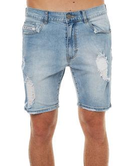 VINTAGE INDIGO MENS CLOTHING NENA AND PASADENA SHORTS - NPMTS002VIND