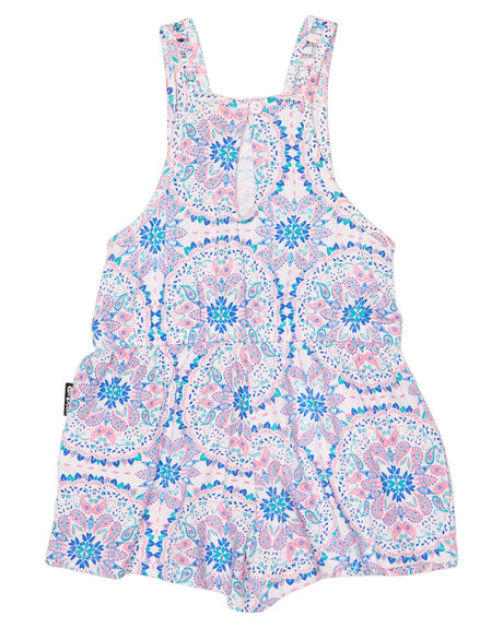 PINK KIDS TODDLER GIRLS RIP CURL PLAYSUITS + OVERALLS - FDRAP10020