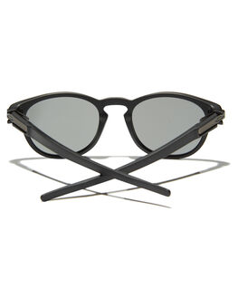 MATTE BLACK GREY MENS ACCESSORIES OAKLEY SUNGLASSES - OO9349-1953MBLK